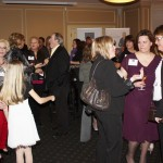 Guests Attending the Etiquette Essentials Socialize with Grace and Ease